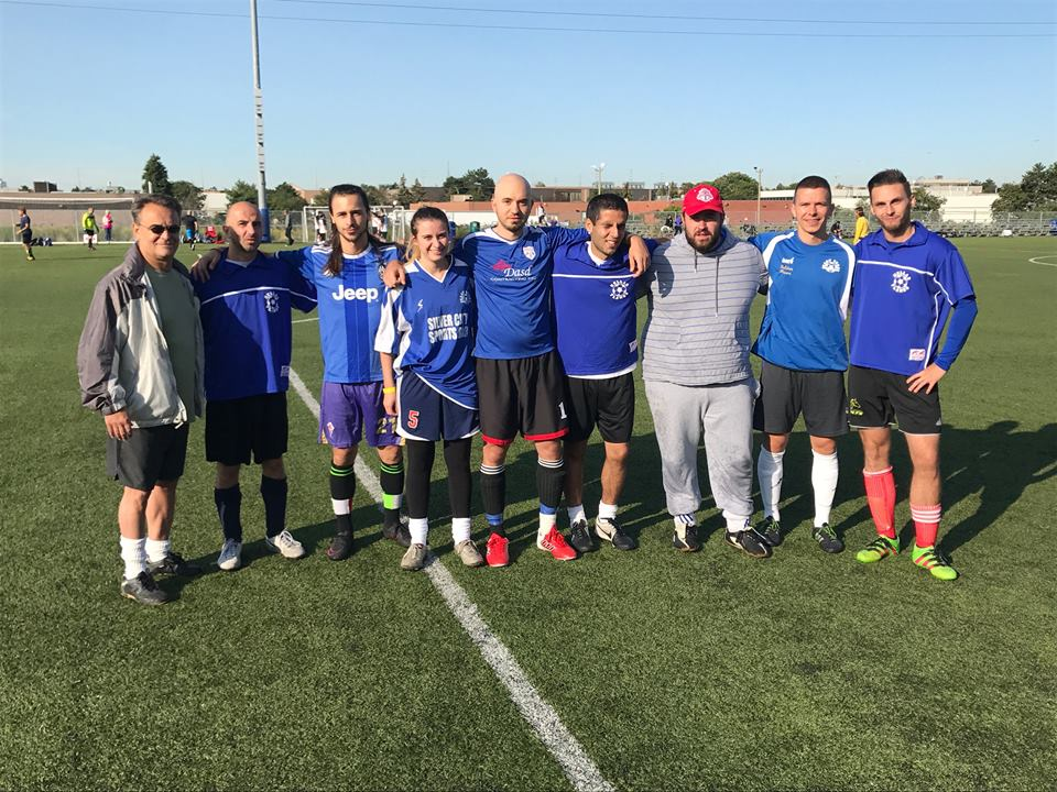 ALS Cup for a Cure Soccer Tournament 2018 -2